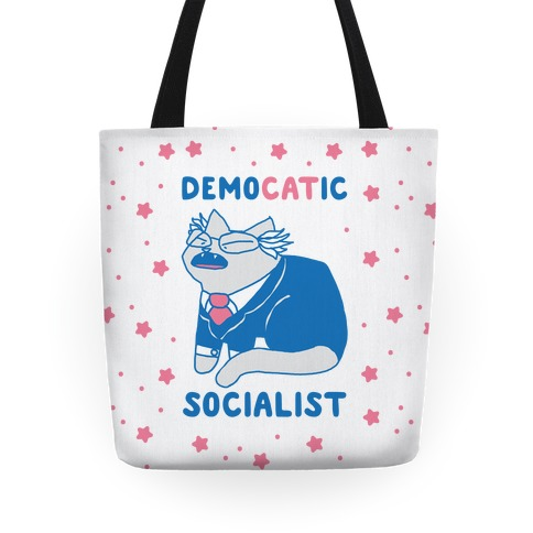 DemoCATic Socialist Tote