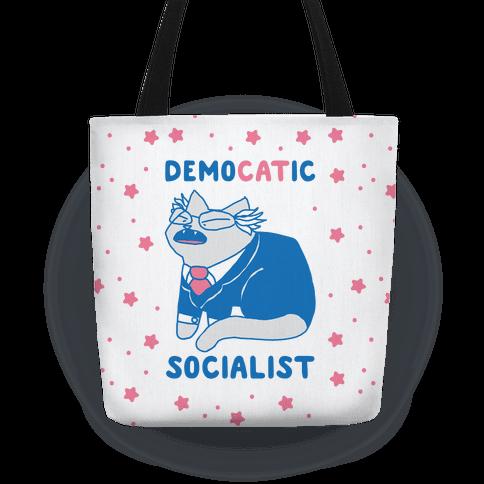 DemoCATic Socialist Tote