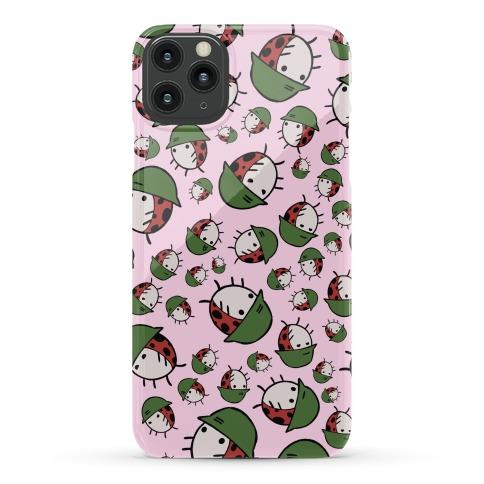 Ladybug Invasion Phone Case