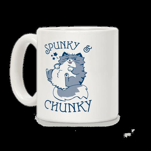Spunky & Chunky Coffee Mug