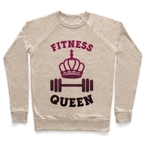 Fitness Queen  Pullover