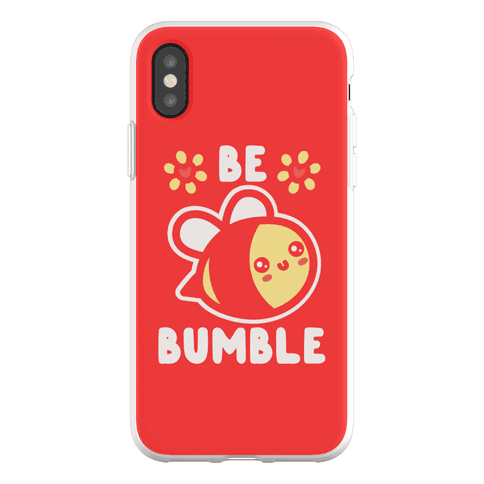 Be Bumble Phone Flexi-Case