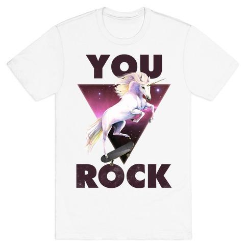 You Rock Unicorn T-Shirt