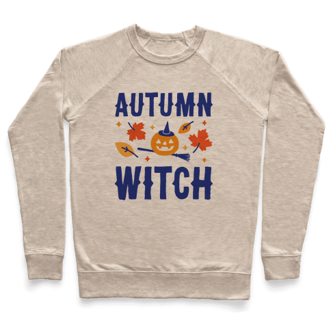 Autumn Witch Pullover