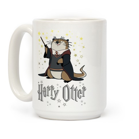Harry Otter Coffee Mug