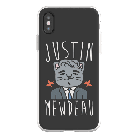 Justin Mewdeau Phone Flexi-Case