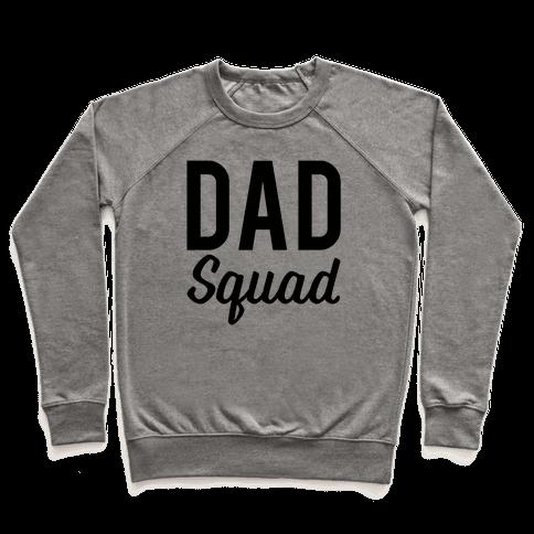 Dad Squad Pullover