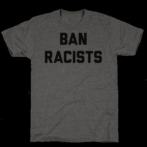 Ban Racists