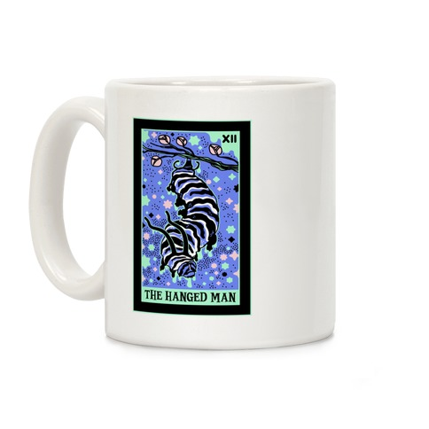 Creepy Cute Tarots: The Hanged Man Coffee Mug