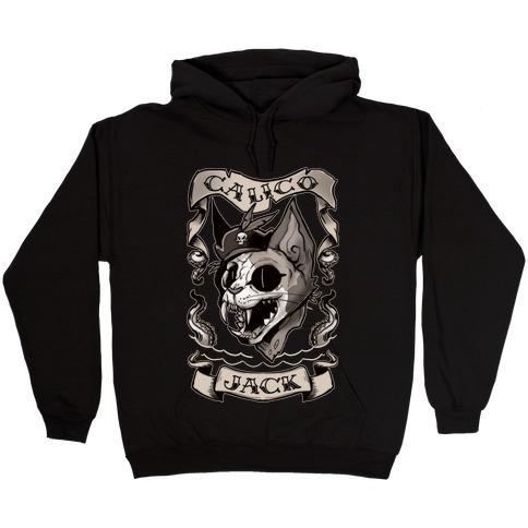 Calico Jack Hooded Sweatshirt