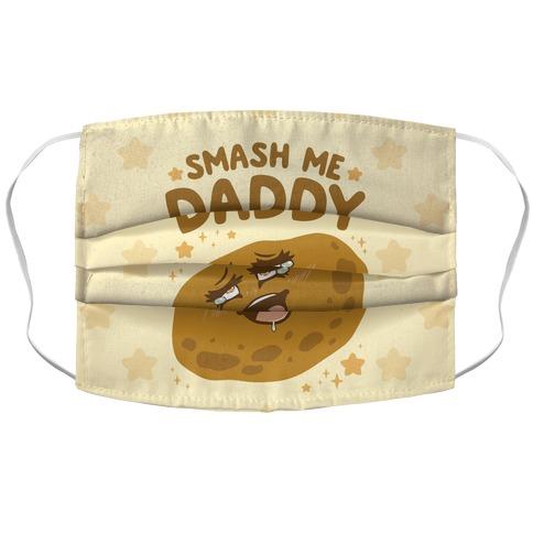 Smash Me Daddy Accordion Face Mask
