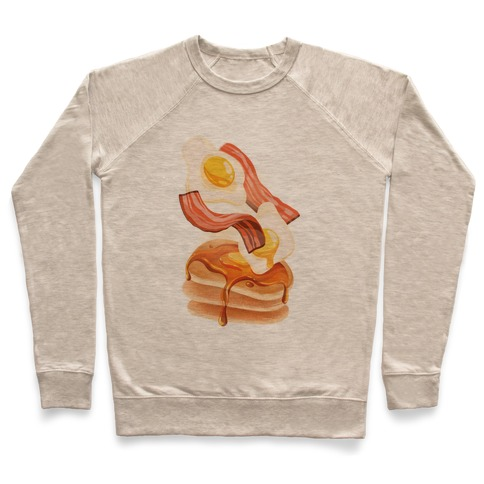 Aesthetic Breakfast Pullover