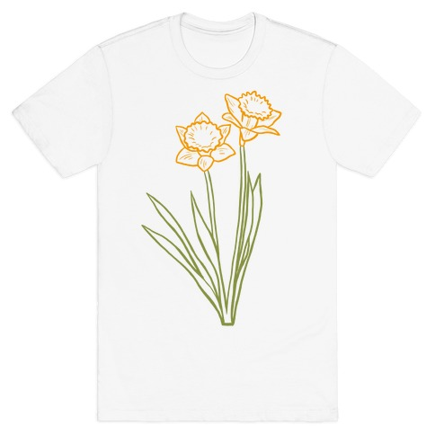 Simple Daffodils T-Shirt