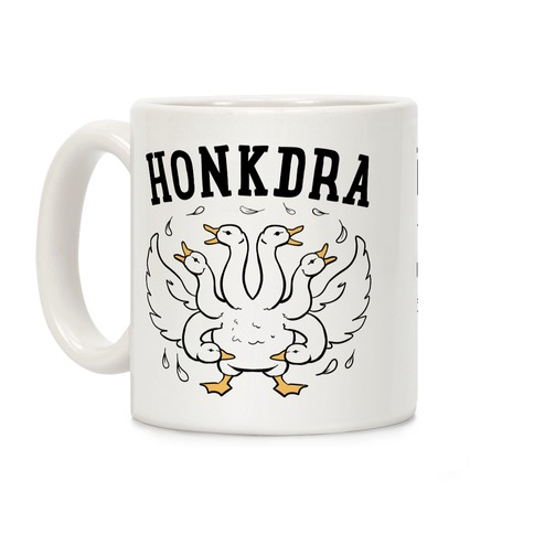 Honkdra Coffee Mug