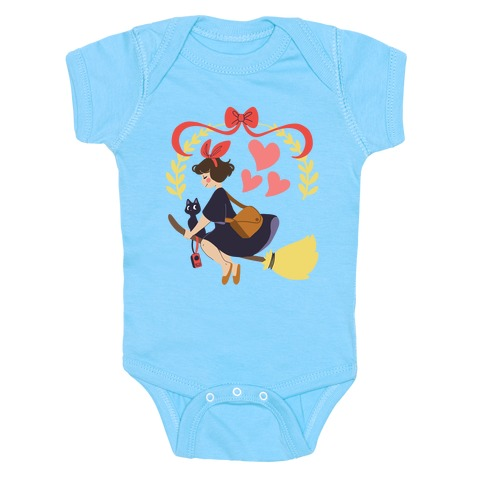 Delivery Witch - Kiki Baby Onesy