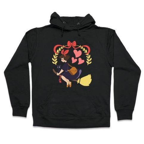 Delivery Witch - Kiki Hooded Sweatshirt