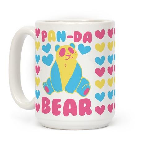 Pan-Da Bear Coffee Mug