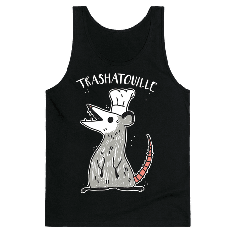 Trashatouille Tank Top