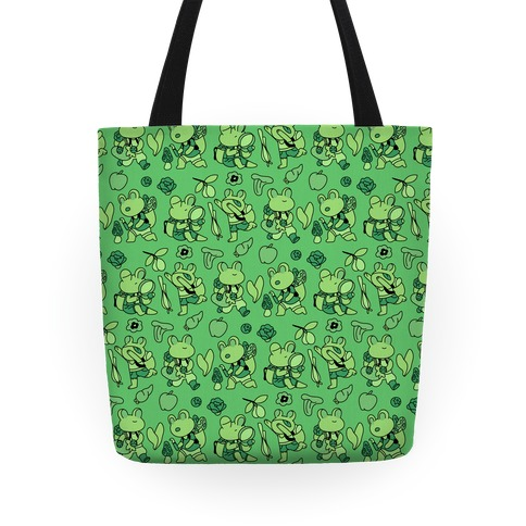 Forage Frogs Tote