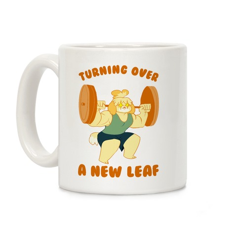 Isabelle Squats Coffee Mug
