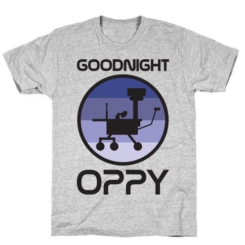 Goodnight Oppy T-Shirt