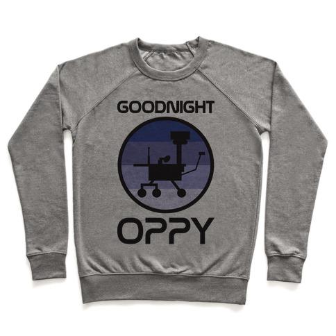 Goodnight Oppy Pullover