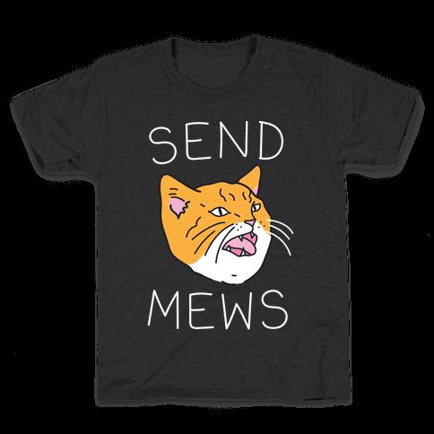 Send Mews Kids T-Shirt