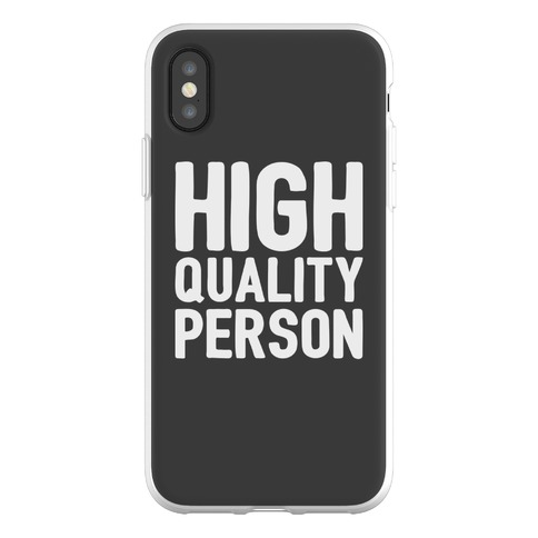 High-Quality Person Phone Flexi-Case