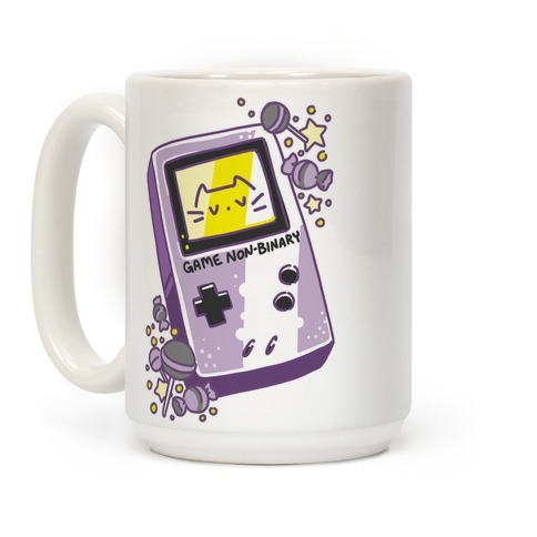 Game Non-binary  Coffee Mug