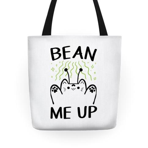Bean Me Up Tote