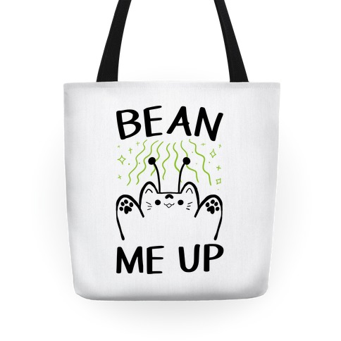 Bean Me Up Tote