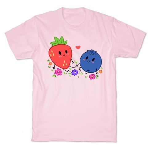 Berry Good Friends T-Shirt