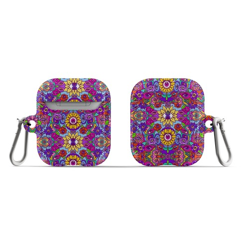 The Flowers Have Eyes AirPod Case
