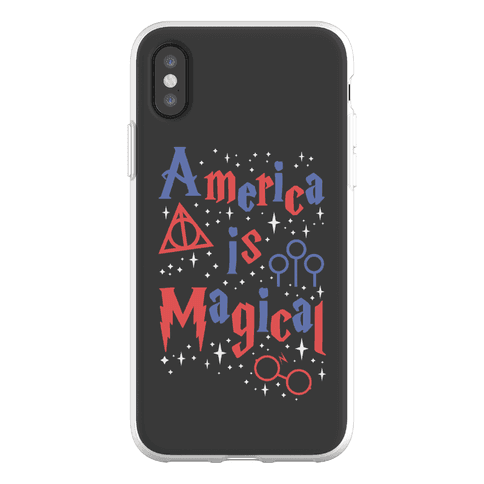 America Is Magical Phone Flexi-Case