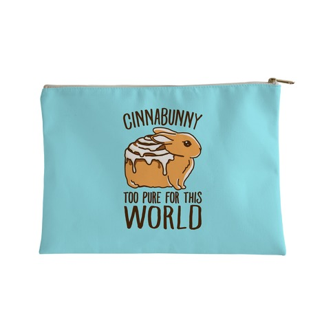 Cinnabunny Too Pure For This World Accessory Bag