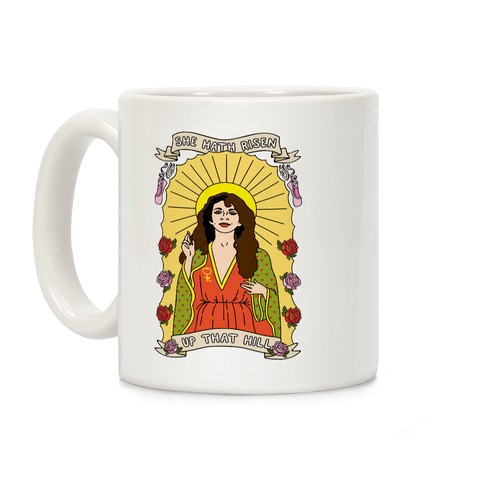 Saint Bush Parody Coffee Mug