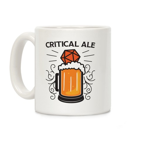 Critical Ale Coffee Mug