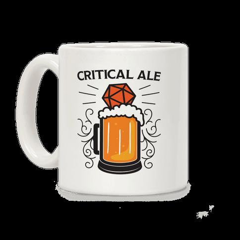 Critical Ale Coffee Mug