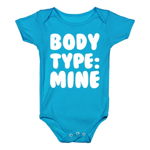 Body Type: Mine Baby Onesy