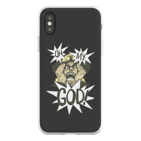Oh my God!! Phone Flexi-Case