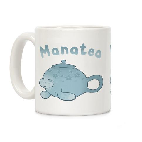 Manatea Coffee Mug