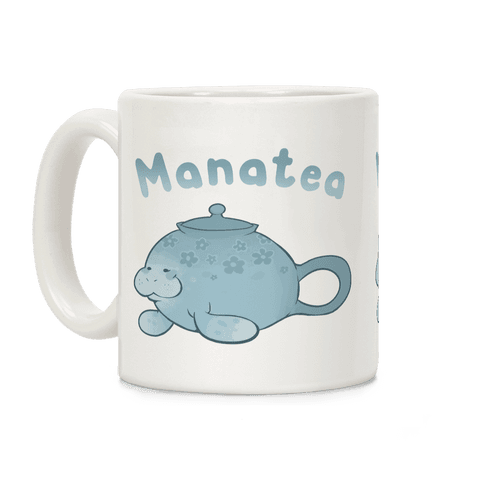 Manatea Coffee Mug