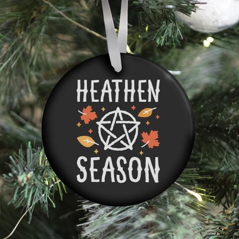 Heathen Season Ornament