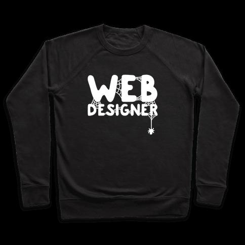 Web Designer Pullover