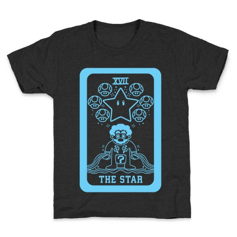 The Star Tarot Kids T-Shirt