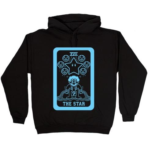 The Star Tarot Hooded Sweatshirt