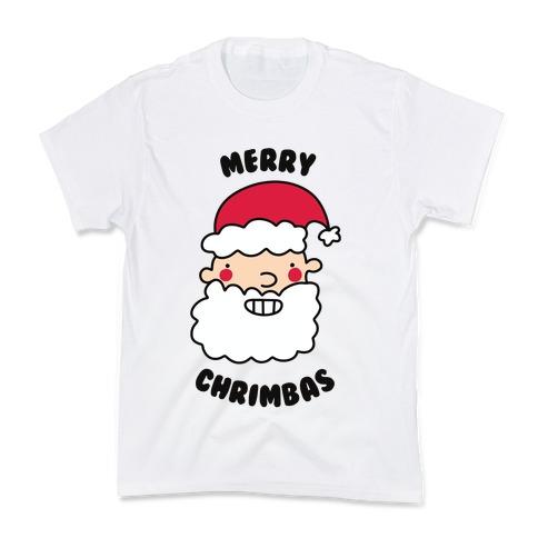 Merry Chrimbus Kids T-Shirt