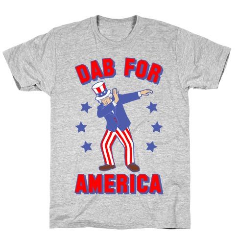 Dab For America T-Shirt