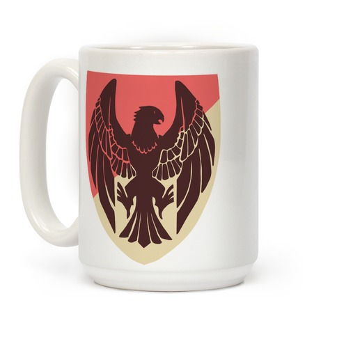 Black Eagles Crest - Fire Emblem Coffee Mug