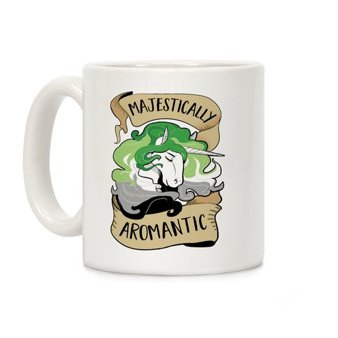 Majestically Aromantic Coffee Mug
